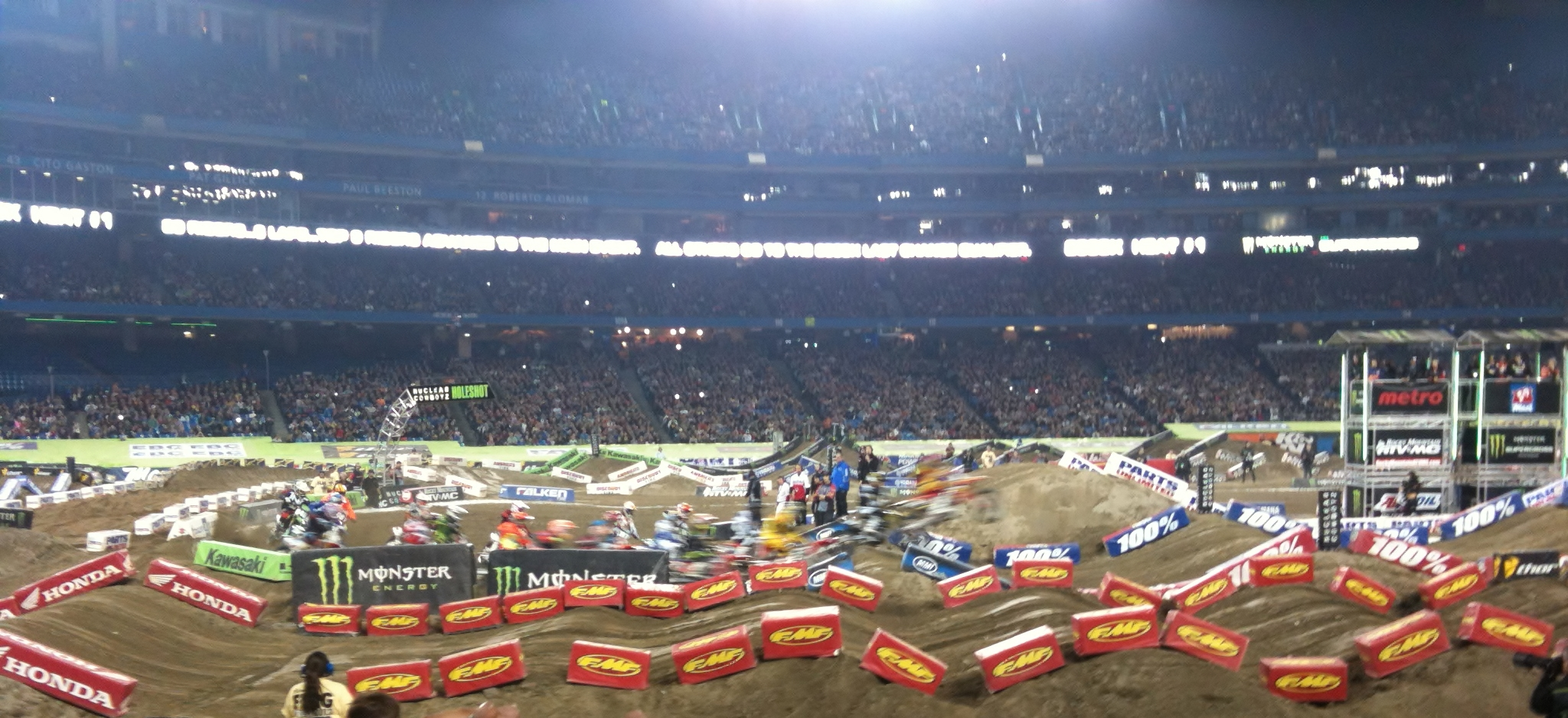 5 Lessons from Supercross: A ladies perspective!