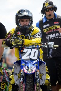Kiniry moves into second place in MX1 points rankings5