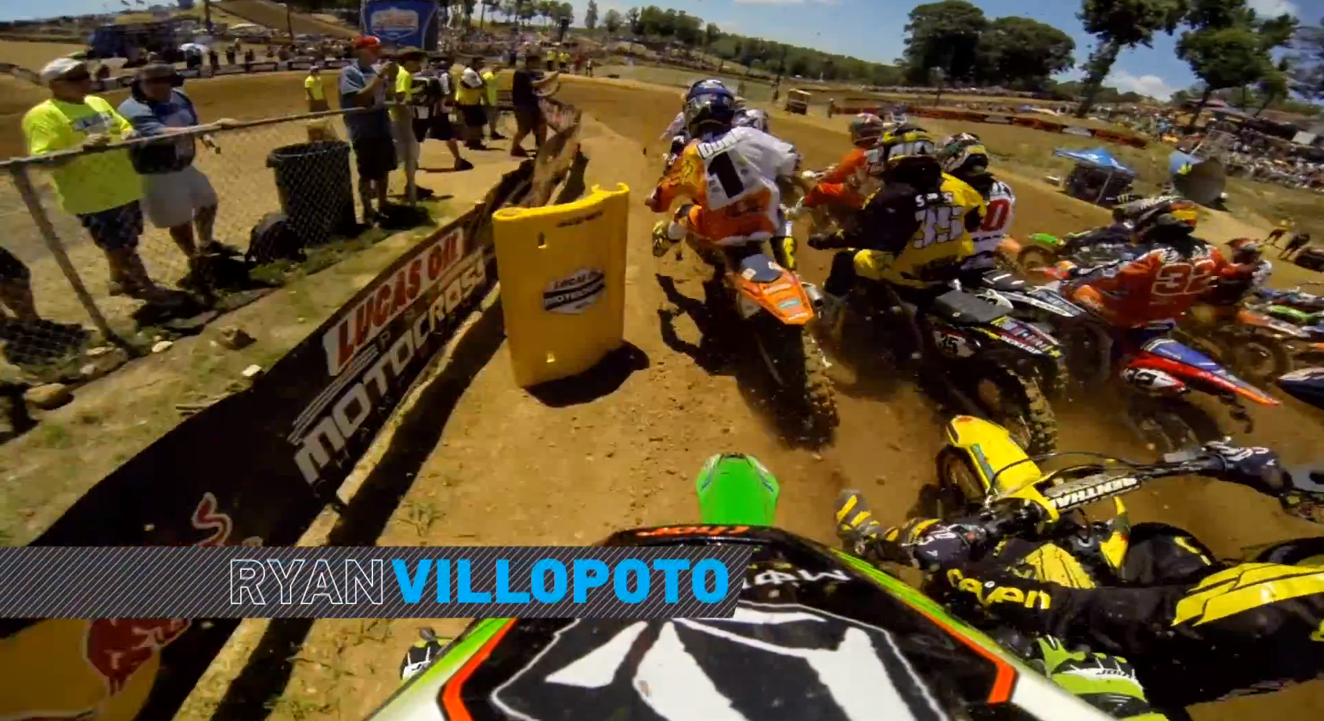 2013 Budds Creek GoPro Footage