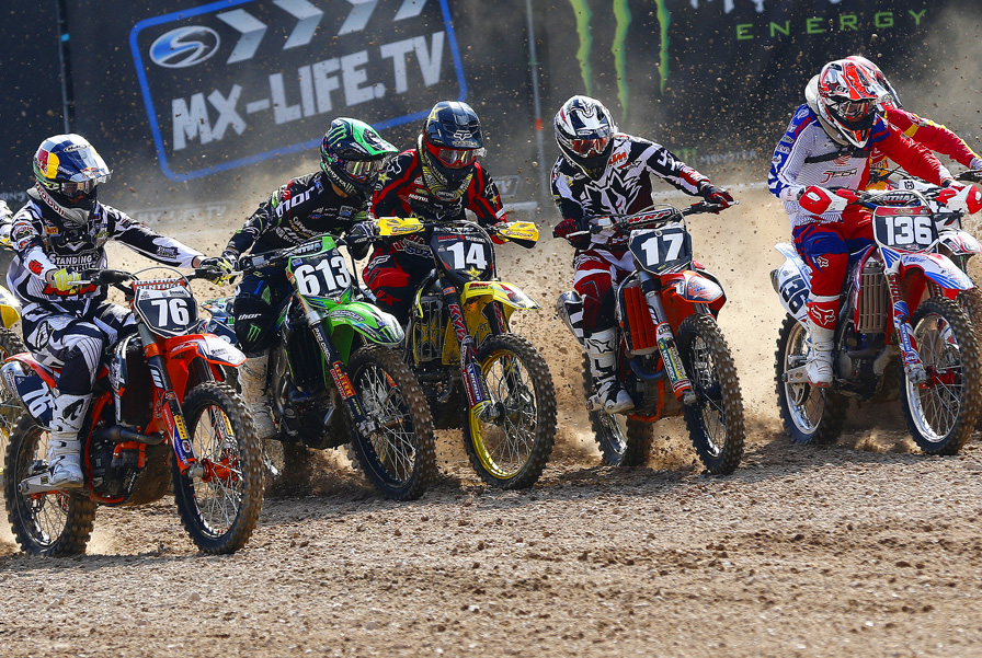 FIM Introduces 300 2 Stroke Championship in 2014