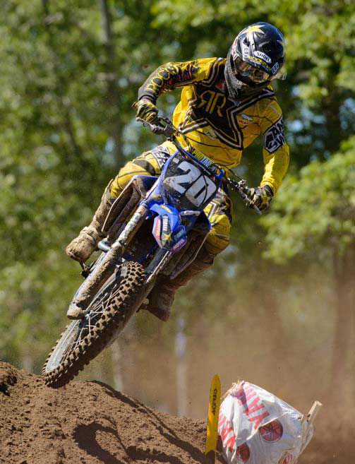 3-Team Rockstar Energy OTSFF Yamaha-sand del lee-2013