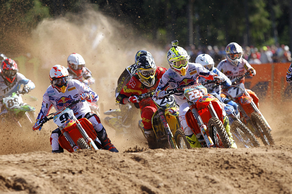 MXGP of Finland Highlights
