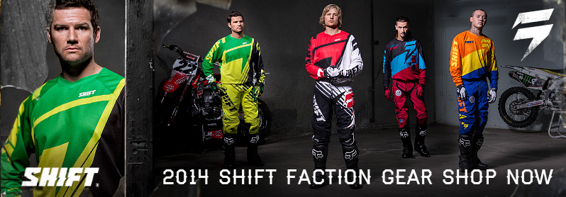 2014 Shift MX Intro