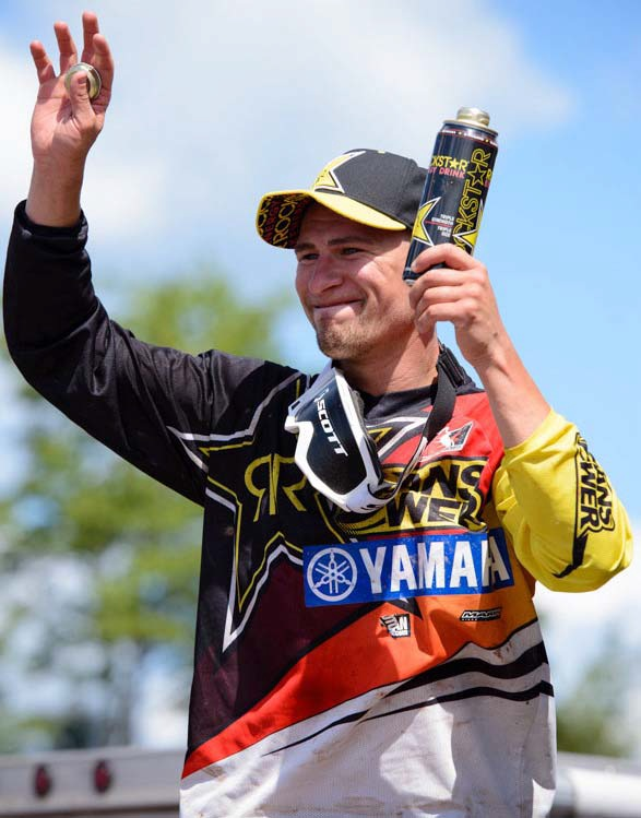 Moto win for Kiniry in MX1 at Riverglade1
