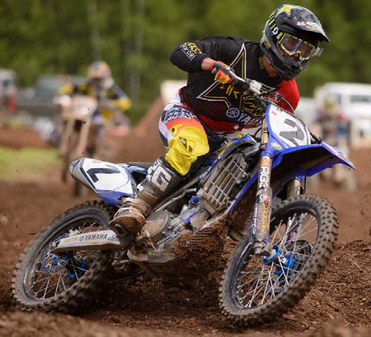 Moto win for Kiniry in MX1 at Riverglade