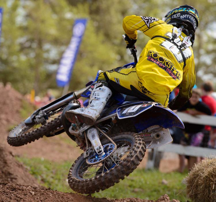 Moto win for Kiniry in MX1 at Riverglade3