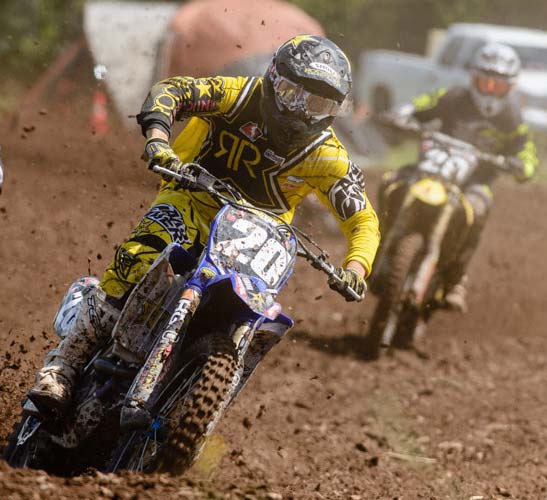 Moto win for Kiniry in MX1 at Riverglade4