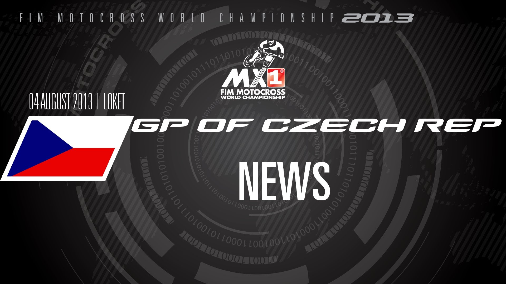 Czech Republic MXGP Highlights
